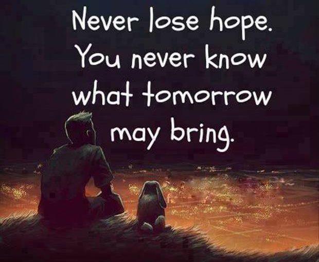 Wat je in je hart bewaart, geraak je nooit meer kwijt….